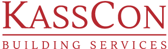 KassCon Building Services Retina Logo